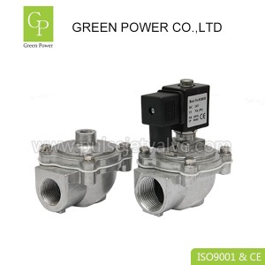 2017 China New Design Airtight Discharge Valve - TPE/nitrile diaphragm 1″ G353A042 ASCO remote control pulse valve – Green Power