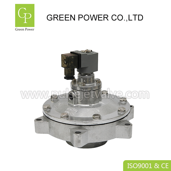 Manufacturer for Pneumatic Solenoid Valves - 2.5″ MM series viton goyen RCA immersion pilot pulse valves CA-62MM,RCA-62MM – Green Power detail pictures