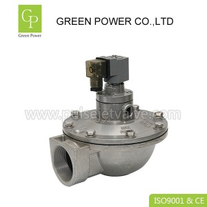 Special Price for Bakery Oven Spare Parts - CA-50T,RCA-50T IP65 DC24V / AC220V goyen pulse jet valves 0.3-0.8Mpa – Green Power