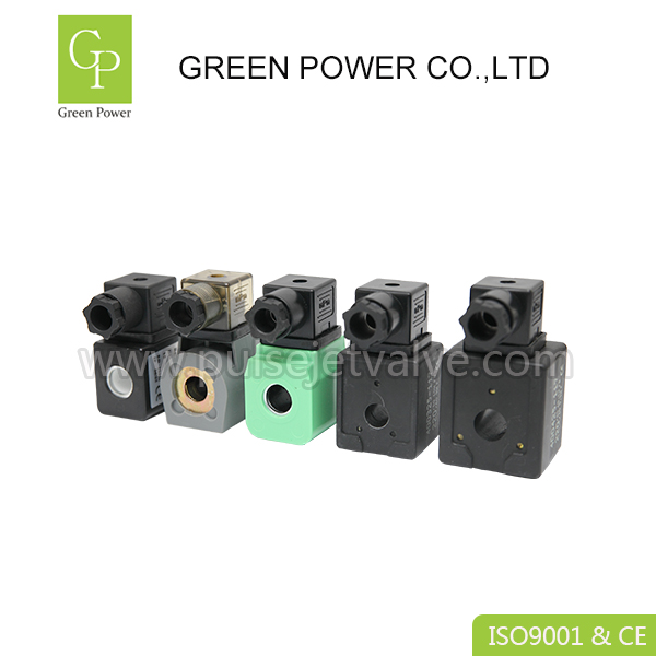 professional factory for Kitchen Timer With Holder - Goyen pulse valves DIN43650A solenoid coil K301 50Hz / 60Hz – Green Power