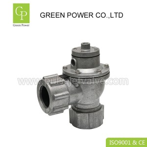 2/2 way diaphragm valve RCA-45DD dust filter valve