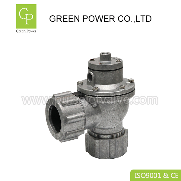 2/2 way diaphragm valve RCA-45DD dust filter valve Featured Image