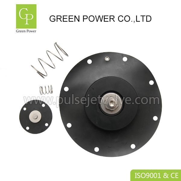 China Cheap price Bnc Straight Solder - 3 inch diaphragm repair kits DN76 DMF-Z-76S pulse jet valve – Green Power