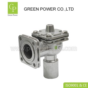 China Cheap price Piston Solenoid Valve - RCAC25FS goyen remote pilot 1 inch inlet flanged pulse valve, diaphragm kit K2512 – Green Power
