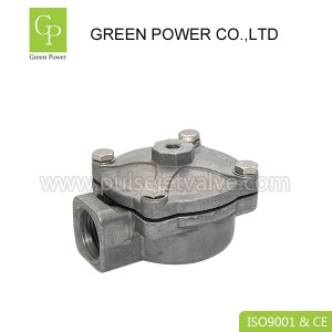 Factory source Hor Sale Electromagnetic Valves - Shock wave 4 series goyen 1″ remote pilot pulse jet valves – Green Power