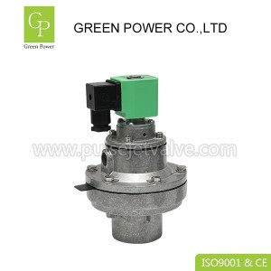 OEM/ODM China Electric Oven Timer - DMF-Y-40S 1.5″ pulse jet valves, DMF sbfec series pulse solenoid valve embedded type – Green Power
