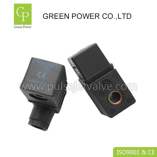 Solenoid coil pulse valve 230V AC Featured Image