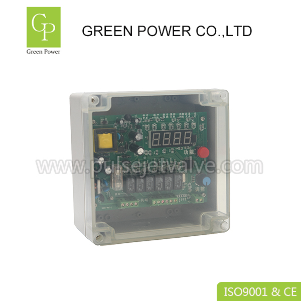 Europe style for Rotary Valve Price - Pulse valve controller DMK-3CS-6 baghouse filter – Green Power