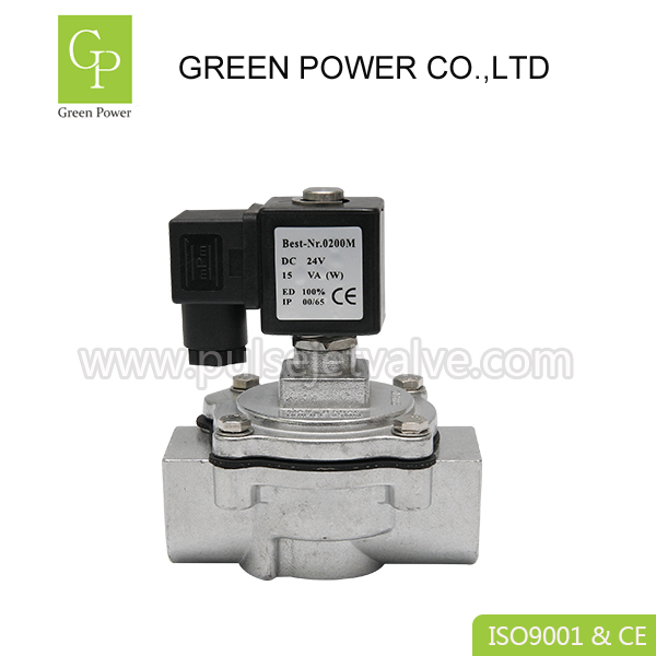 DC24V 1″ straight type pulse valve SCG353A044JT Featured Image