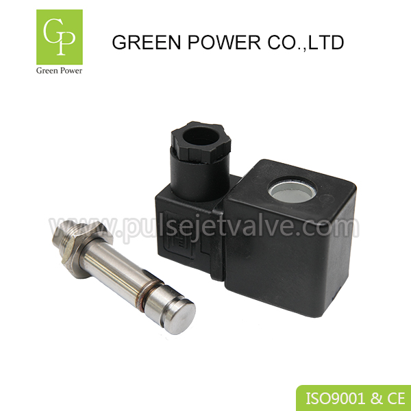 Factory Promotional Low Price Solenoid Valve - Pole assemble repair kits and 0200 solenoid DC24V / AC220V – Green Power