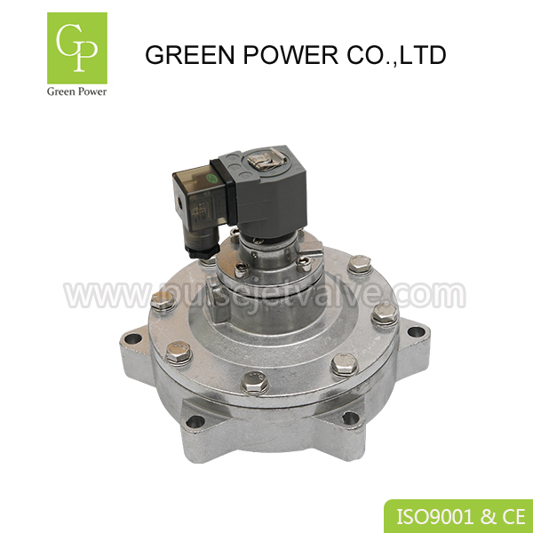 Factory Price No Soldering Wire Connector - MM Series K5000 viton goyen manifold mount pulse valve CA-50MM,RCA-50MM  – Green Power