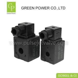 Factory Price Magnetic Exchange Valve - Heavy duty pulse valves with DIN43650A, SCG353A047 ASCO pulse valve – Green Power