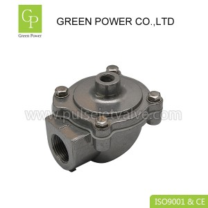 OEM China Temperature Controlled Valves - TPE diaphragm 3/4″ G353A041 ASCO remote control pulse valve – Green Power