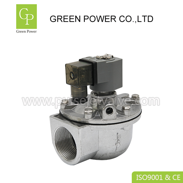 China OEM 12 Volt Solenoid Valve - CA-35T, RCA-35T DIN43650A connector 230VAC IP65 goyen pulse jet valves – Green Power Featured Image