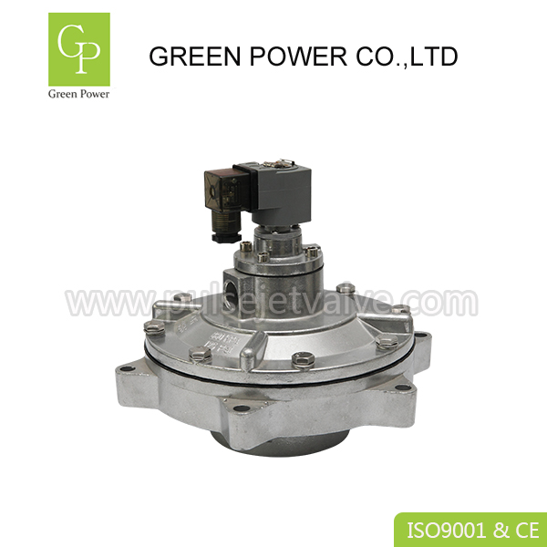 2017 Latest Design Turbo Pulse Jet Valve - Dust collector MM series CA76MM RCA76MM NBR diaphragm goyen pneumatic tank mounted pulse valves – Green Power Featured Image