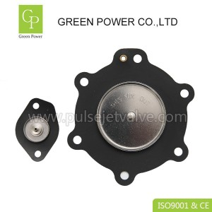 Big discounting Electronic Sport Timer - C113826 diaphragm repair kits asco pulse valve G353A046 – Green Power