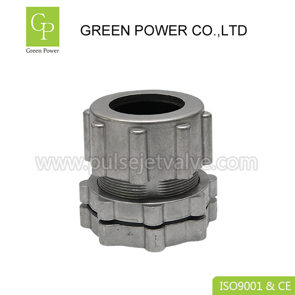 Factory selling Solenoid Valve For Air Conditioners - PS25 1″ single head bulkhead connector pulse valve – Green Power