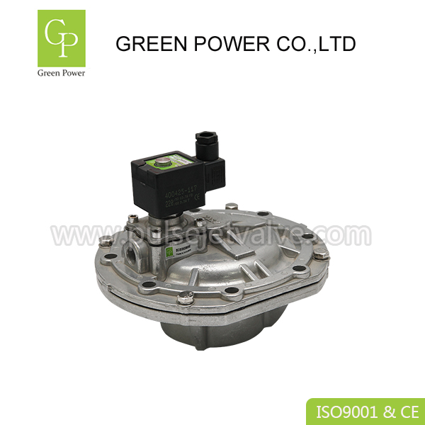 OEM China Bnc Dc Connector Cable - 3″ SCG353B060 ASCO immersion pulse valve DC24V/AC220V – Green Power