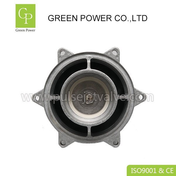 New Arrival China Icc-411-180110-000 - 3 inch DN76 double diaphragm pulse jet solenoid valve DMF-Z-76S DC24V/AC220V for bag house – Green Power