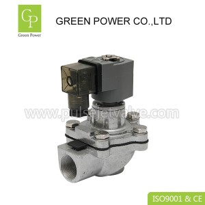 Factory wholesale Egg Kitchen Timer - CA20T RCA20T 3/4″ miniature T series dc24v goyen pneumatic pulse jet valve – Green Power