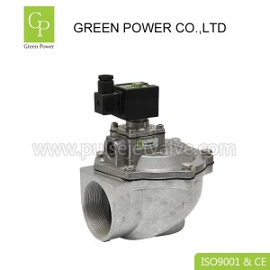 Reasonable price Male And Female Electrical Connector - 2.5″ SCG353A051 C118636 diaphragm ASCO pneumatic pulse valves DIN43650A DC24V/AC220V – Green Power
