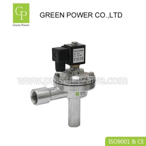 Factory supplied Upvc Butterfly Valve - DC24V / AC220V 3/4″ DMF-Z-20L pulse jet valve for pulse filter dust collector – Green Power