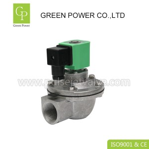 Best Price for Waterproof Male Bnc Connector - DMF-Z-25 DC24V dn25 1″ sbfec pulse jet valve – Green Power