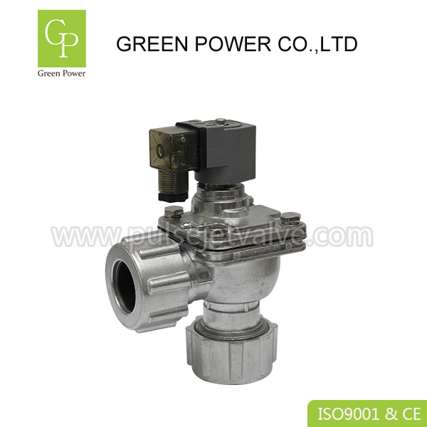 Wholesale Hdpe Sheet Plastic Machine - CA-25DD,RCA-25DD DD series 1″ goyen pneumatic pulse jet valves with viton diaphragm – Green Power