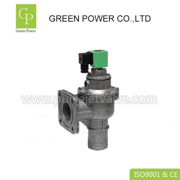 China Gold Supplier for Electromagnetic Valve For Water - DMF-Z-40FS AC220/DC24 flanged (FS) pulse valve 1.5″ – Green Power
