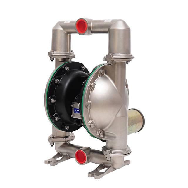 Wholesale Price China Single Way Pneumatic Diaphragm Pump -