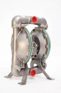 Full stainless steel diaphragm pump