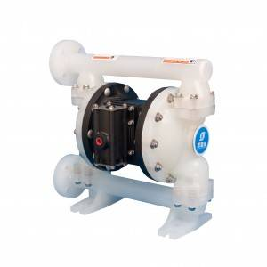 Reliable Supplier Double Pneumatic Diaphragm Pump -