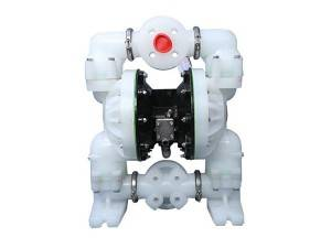 Good User Reputation for Membrane Pneumatic Double Diaphragm Pump -