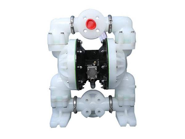 Factory wholesale Waste Water Pneumatic Diaphragm Pump -