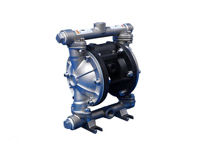factory low price Air Duplex Diaphragm Pump -
