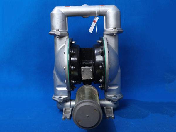 China Cheap price Lab Air Operated Diaphragm Pump -