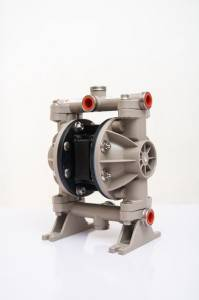 Discount wholesale Duplex Diaphragm Membrane Pump -