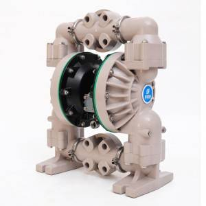 High definition Aluminum Diaphragm Pump -