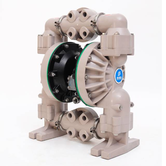 Factory Free sample Volumetric Membrane Pump -