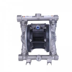air operated diaphragm pump stainless steel diaphragm pump