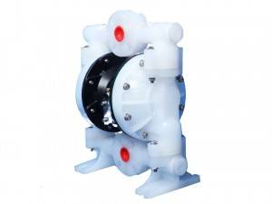 Renewable Design for Resistant Chemical Diaphragm Pump -