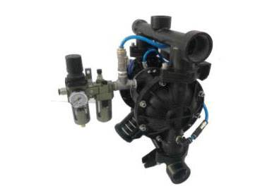 Best quality Qbk Pneumatic Air Operated Diaphragm Pump -