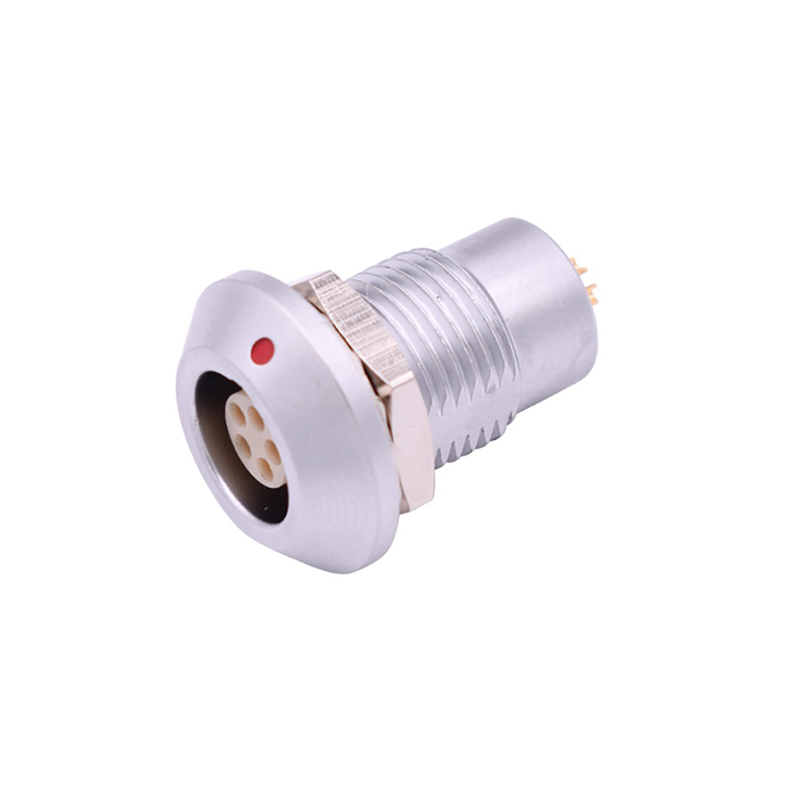 INT-MGG B series Metal Push Pull Electronic Vacuum-tight Connector Featured Image