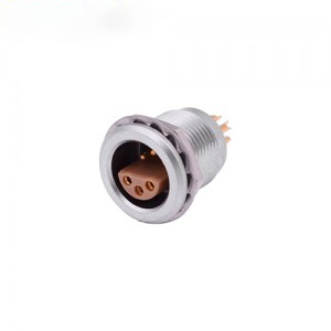 INT-ZRA S series Half-moon Female Socket Circular Connector