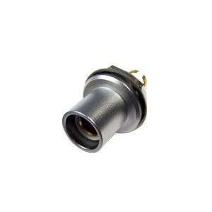 INT-TFA  2S Series Metal Push Pull Triaxial Broadcast Connector