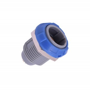 INT-P-ZKG Blue Color Multipin female Plastic Connector 1P series