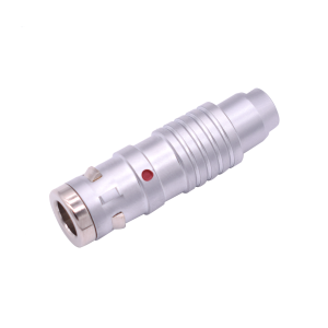 INT-TGG Straight Plug IP68 Male Gender Connector 0K 1K 2K 3K series
