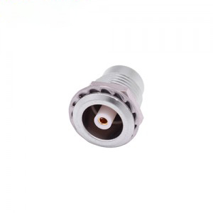 INT-ZRA Coaxial Female Connector S series Female Panel Receptacle