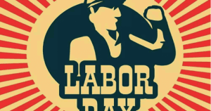 Notification for Labor holiday