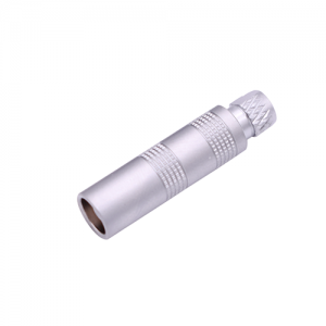 INT-DCA Coaxial Metal Push Pull Female Free Socket S series
